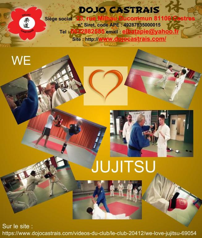 WE LOVE JUJITSU